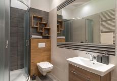 Mieszkanie zrealizowane w programie Lokum pod klucz - łazienka