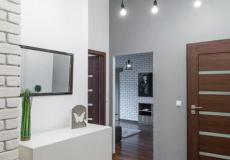 Mieszkanie zrealizowane w programie Lokum pod klucz - przedpokój