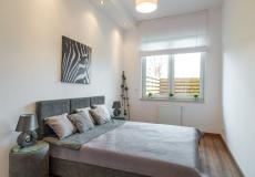 Mieszkanie zrealizowane w programie Lokum pod klucz - sypialnia