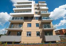 Osiedle Lokum Victoria - etap Ia - elewacja i balkony