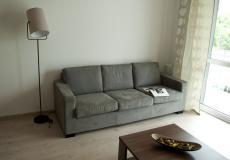 Mieszkanie zrealizowane w programie Lokum pod klucz - salon