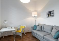 Mieszkanie zrealizowane w programie Lokum pod klucz - pokój