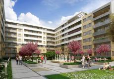 Mieszkania we Wrocławiu, Stare Miasto, ul. Tęczowa - Fontanna w Etapie II