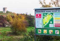 Rezerwat Przyrody Bonarka - okolice osiedla Lokum Vista