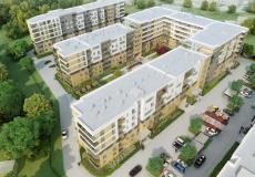 Mieszkania we Wrocławiu, Stare Miasto, ul. Tęczowa - Etap II i III