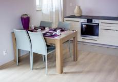Mieszkanie wzorcowe (Lokum da Vinci) - aneks kuchenny