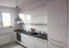 mieszkanie wzorcowe, kuchnia (Lokum da Vinci)