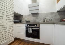 Mieszkanie zrealizowane w programie Lokum pod klucz - aneks kuchenny