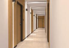 Osiedle Lokum Vena - korytarz