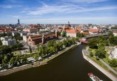 Osiedle Lokum Vena - widok na Stare Miasto