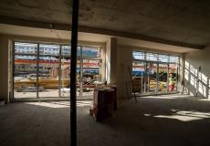 Osiedle Lokum Victoria - Etap IVa - prace przy lokalach usługowych