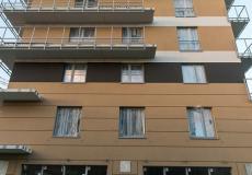 Osiedle Lokum Victoria - etap IVa, prace przy lokalach usługowych i balkonach